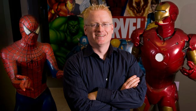 "Dan Buckley, president and publisher of Marvel Entertainment, is No. 1 on the  'Bleeding Cool Magazine"" Top 100 Power List."