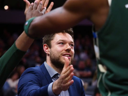 NBA: Milwaukee Bucks at Sacramento Kings