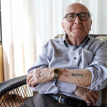 9 photos: Holocaust survivor David Wolnerman