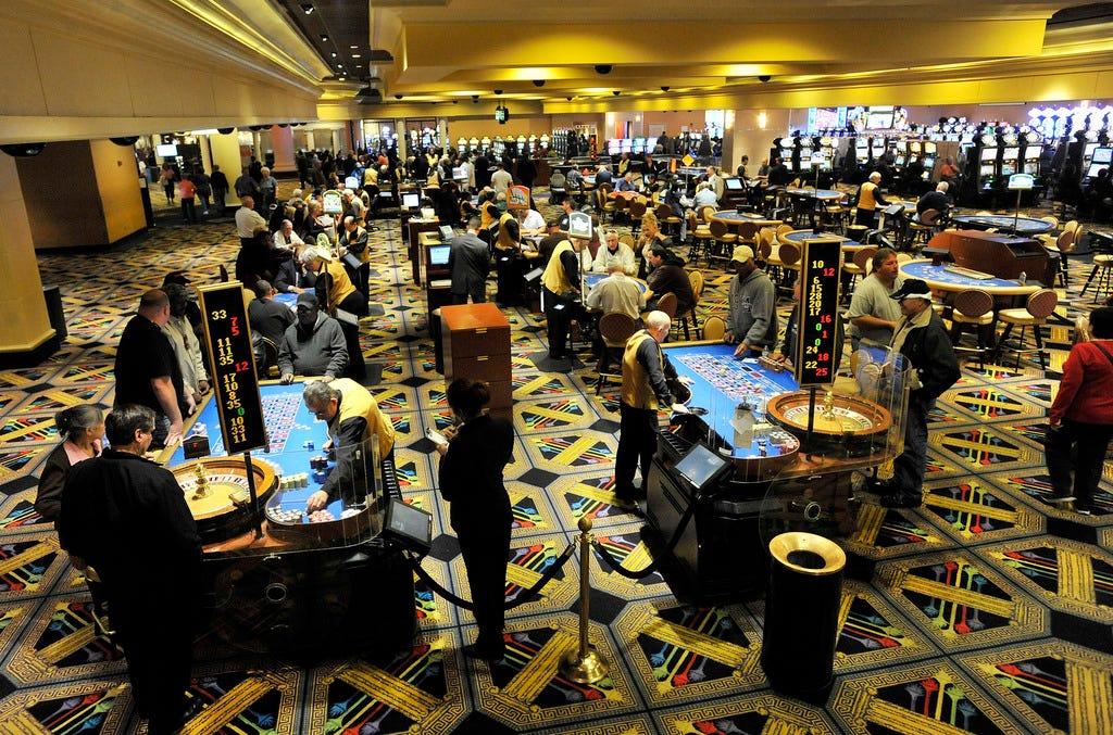 Casino to casino atmosphere secrets
