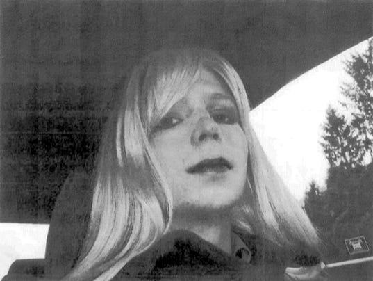 AP CHELSEA MANNING-HUNGER STRIKE A FILE