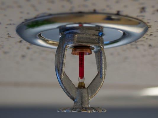 fire sprinkler image