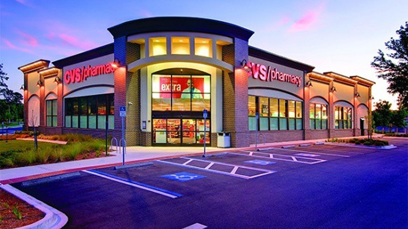 CVS Health store customers down as competition heats up ...