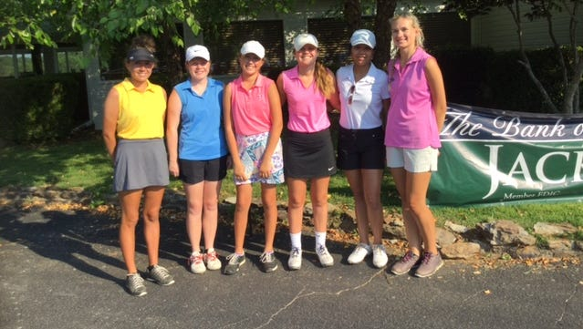 These golfers competed in the inaugural Beverly Pearce Cup stroke play event as the Stone Cup got underway this past weekend. Four women will compete in match play for the championship next weekend.