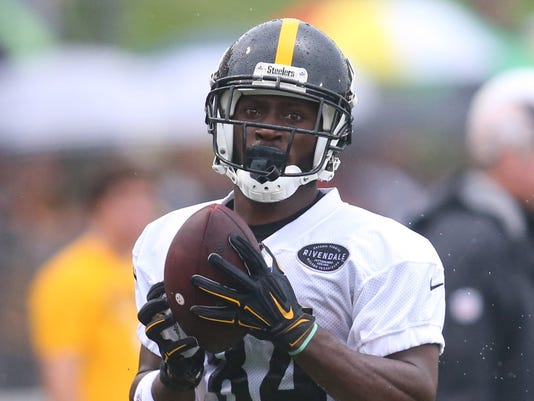 USP NFL: PITTSBURGH STEELERS TRAINING CAMP S FBN USA PA