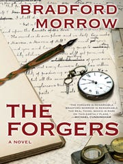 """""""The Forgers"""" by Bradford Morrow"""