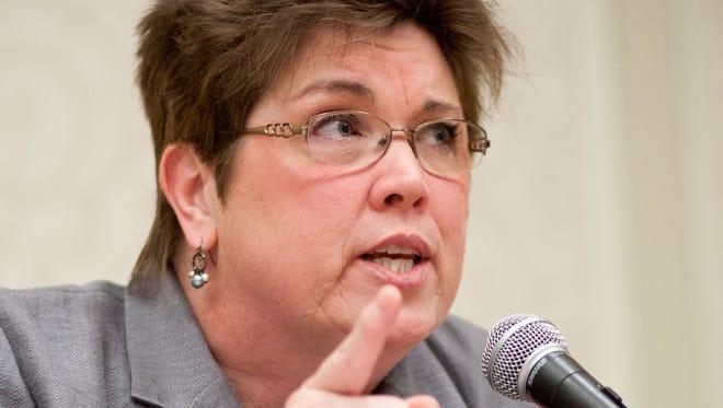 State Sen. Kathleen Vinehout, D-Alma.