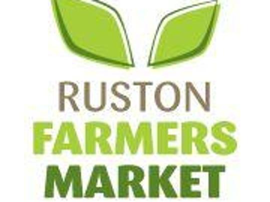 Ruston Farmers Market logo small