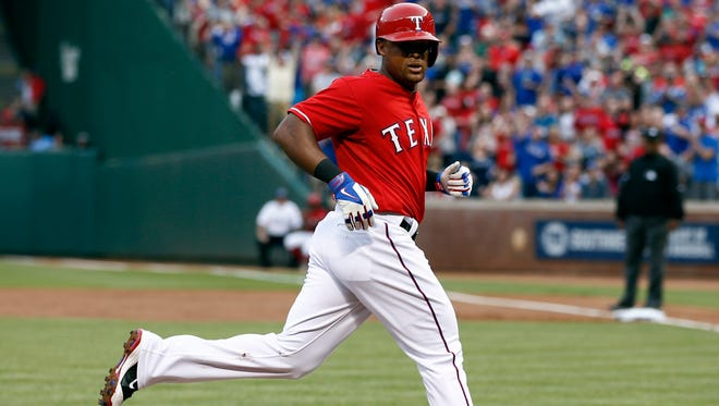 Is Adrian Beltre's lack of power this season (three home runs) an anomaly or a sign of things to come?