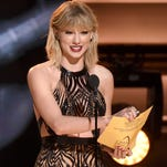 Taylor Swift is Forbes' highest-paid musician of 2016 with $170M
