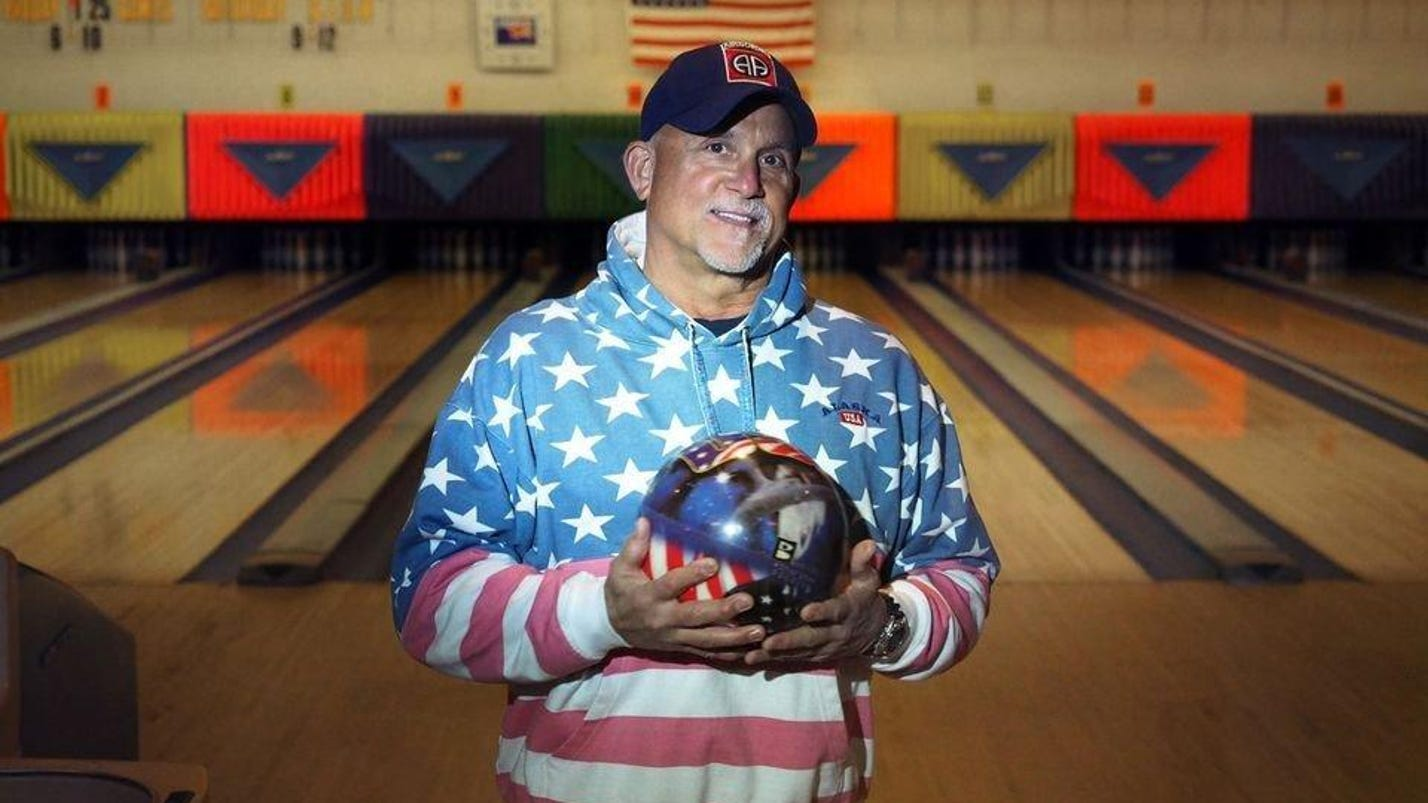 Bowling alley owner changes theme of Super Bowl event