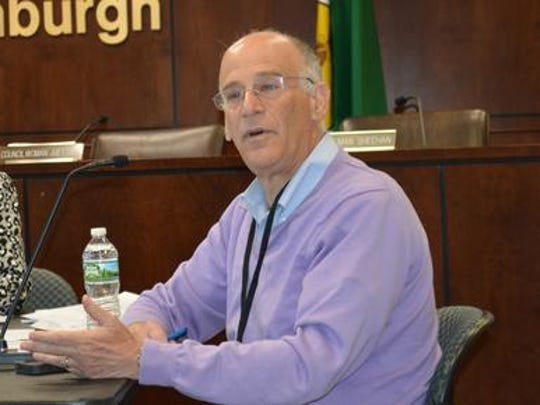 Greenburgh Town Supervisor Paul Feiner actually gave some of his salary back.