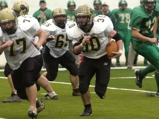 Pickle Nuckols helped lead Buffalo Gap to a state championship