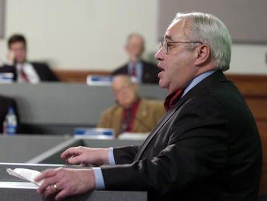 Judge Richard FitzGerald