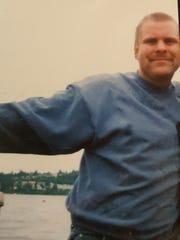 Mark Graham is seen on Lake Washington in Renton, Washington