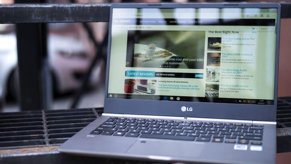 LG Gram 13 (2017) Laptop Review