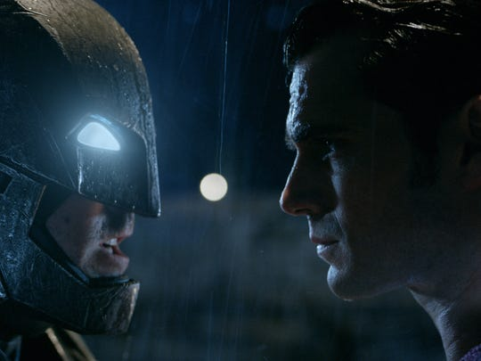 """""""Batman v Superman: Dawn of Justice"""" will take to the big screen on Aug. 25 at the amphitheater at Riverview Park, 50 C St., Independence."""