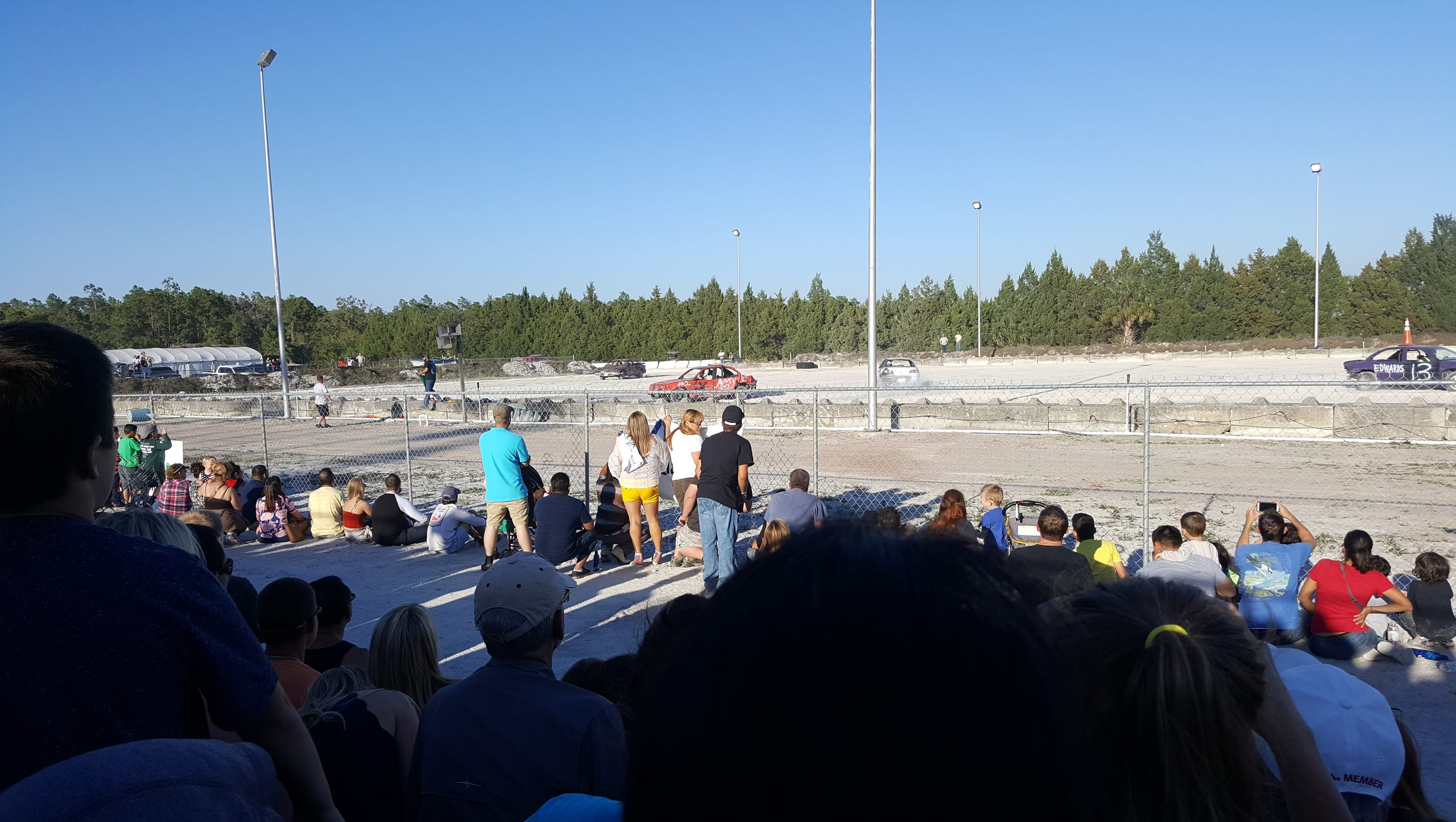 2016 demolition derby Raleigh NC fairgrounds on the wall ... |Demolition Derby Fair Grounds