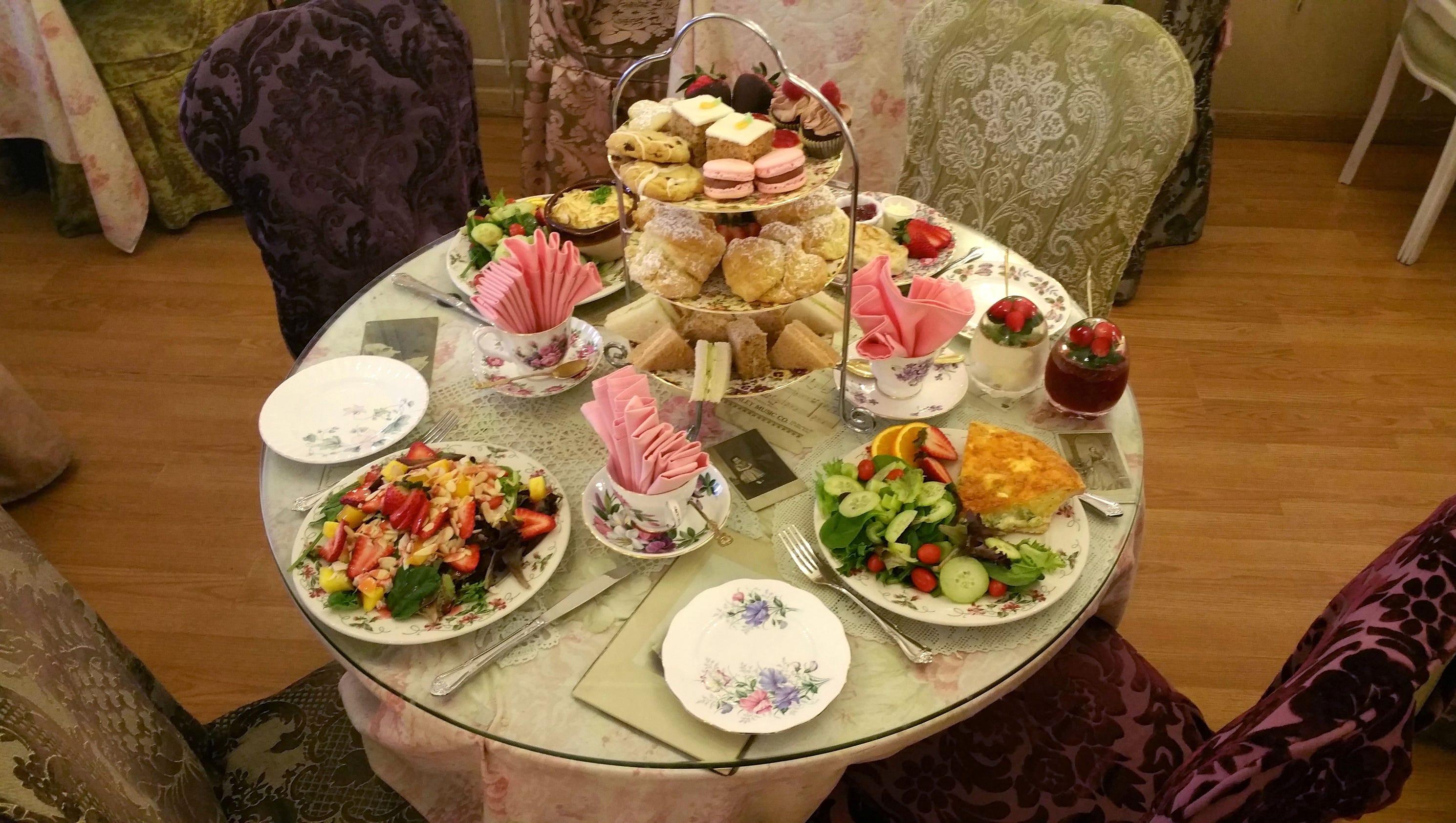 English Tea Rooms Usa