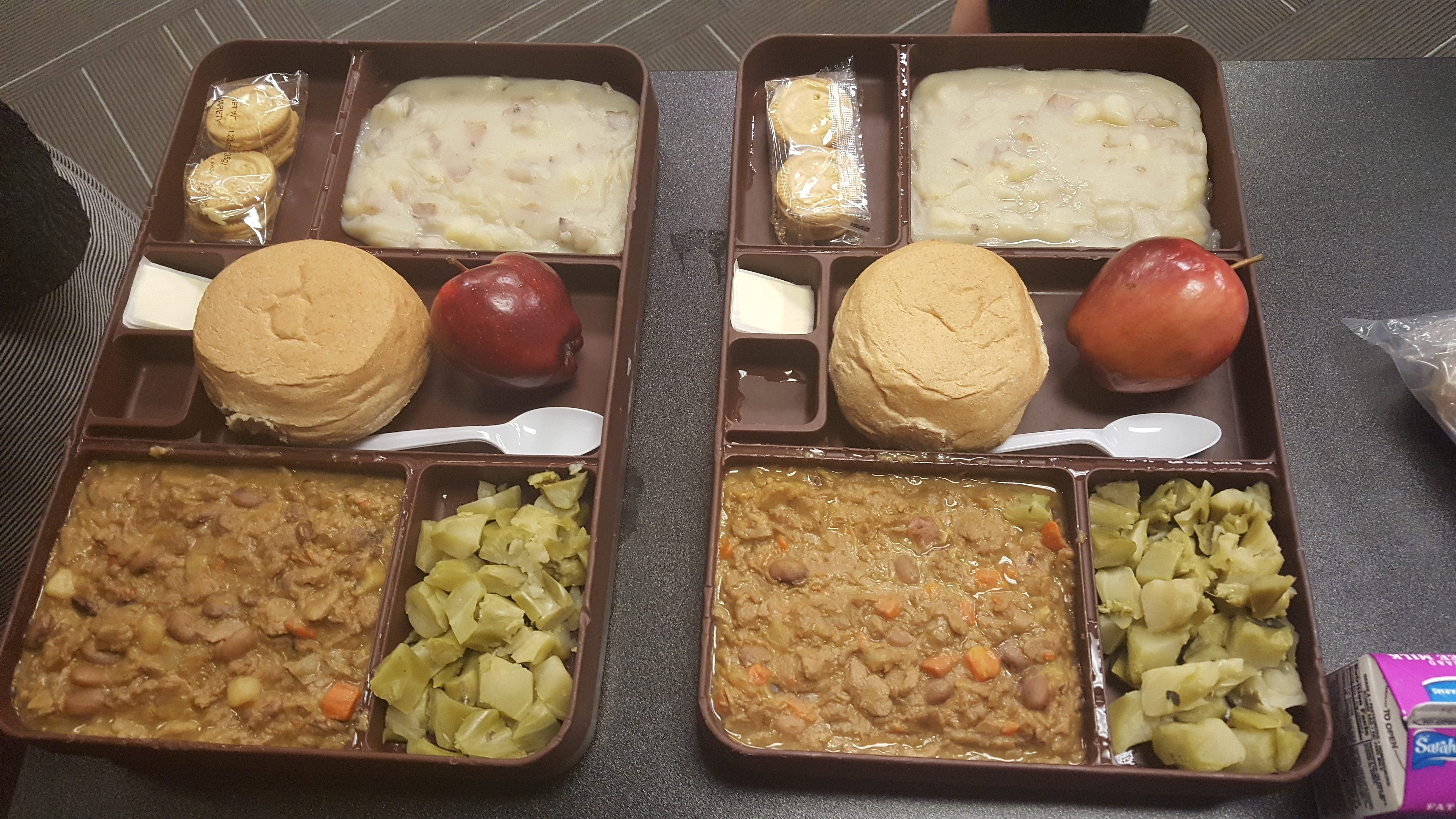 & Penzone: Maricopa County jail meals sufficient; media offered a taste