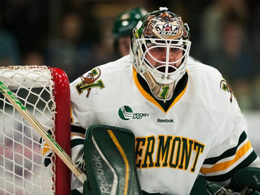 Merrimack vs. Vermont Men's Hockey 02/20/15