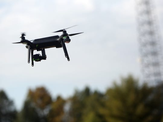 November 3, 2016 - Wesley Flint of Olive Branch is participating in a worldwide project that will use drones to film aerial footage of various locations and edit them together into a movie. Flint, owner of Precision Aerial Imaging and a licensed drone pilot with the FAA, will film locations in North Mississippi, along with East Tennessee and North Central Arkansas.