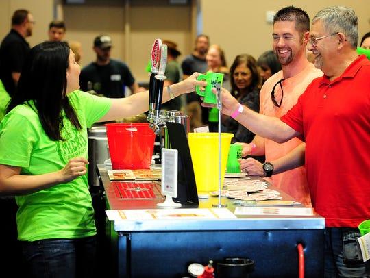 Cinco de Micro Brewfest:7th annual event featuring