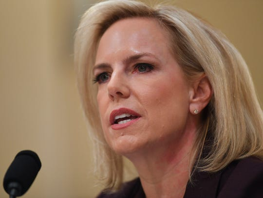 After a tumultuous tenure, Kirstjen Nielsen has resigned as secretary of the Department of Homeland Security.
