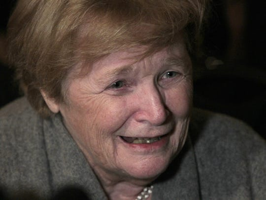 Marilyn O'Connor, mother of Philip Seymour Hoffman,