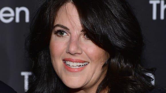 Monica Lewinsky in May 2014