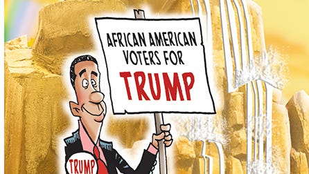 Could Trump win over the African American vote?