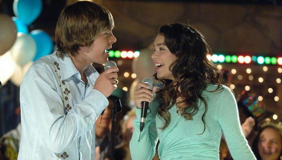 Vanessa Hudgens recalls fighting with Zac Efron on the set of 'High School Musical'