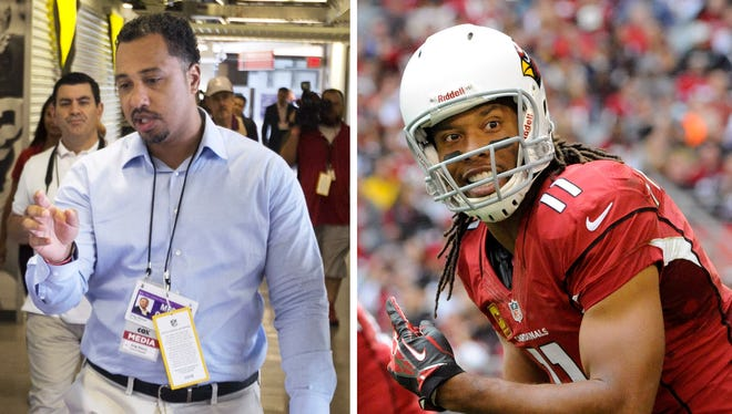 azcentral sports columnist Greg Moore will face off against future Hall of Fame