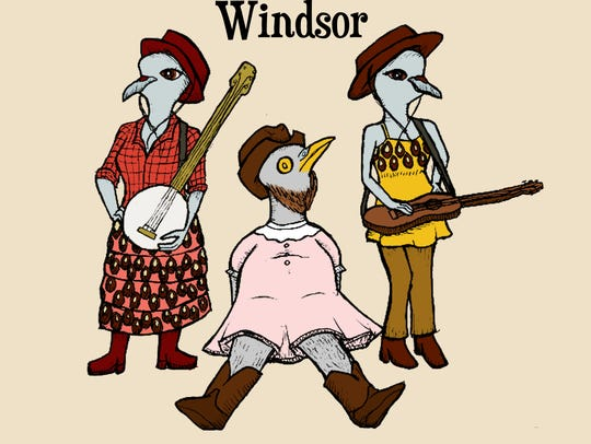 "Upstart Arts presents ""The Merry Wives of Windsor,"""