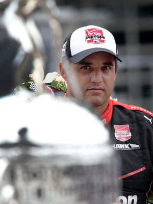 Indianapolis 500 champion Juan Pablo Montoya likely isn't the favorite to win the ESPY for Best Driver.