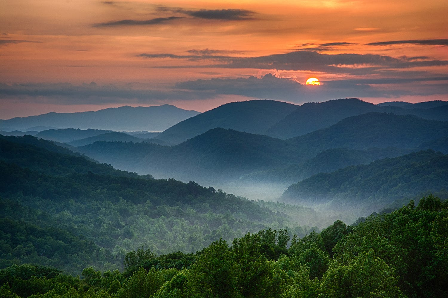 smoky mountains hotels