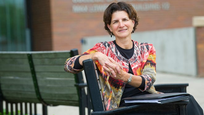 Jacqueline Mozrall was named  dean of the Saunders College of Business at RIT.