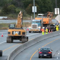 Your Commute: Roadwork March 24