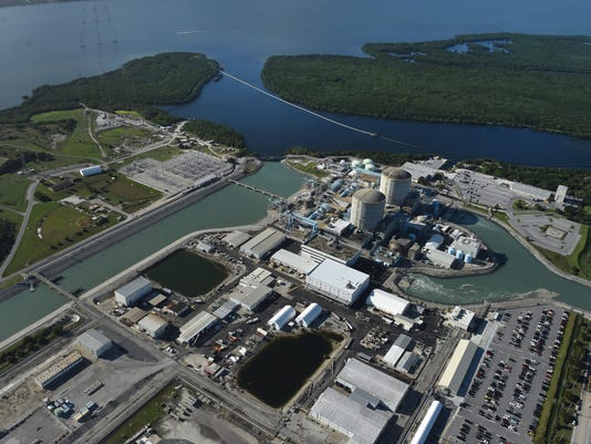 St. Lucie Nuclear Plant
