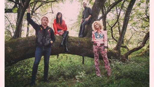 """This image released by Capitol Nashville shows """"The Breaker,"""" by Little Big Town."""