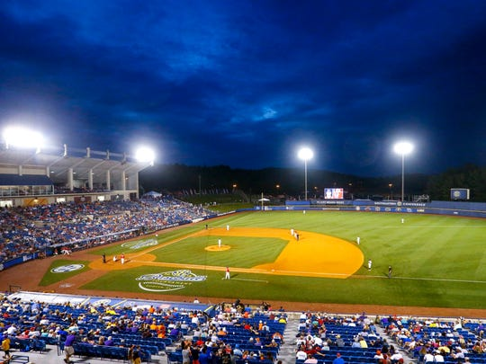The SEC Baseball Tournament has been held in Hoover, Ala., every year since 1998. Hoover Metropolitan Stadium has a contract as the host site through 2021.