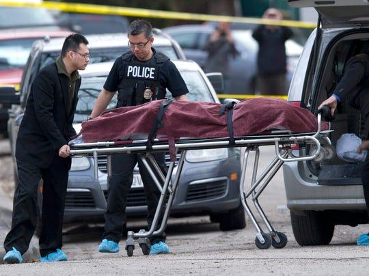 Calgary Stabbing
