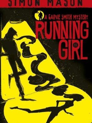 'Running Girl' by Simon Mason