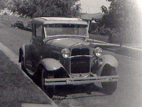 We asked folks to share their first car with us. Chuck Pickett of Lafayette's first vehicle was a 1930 model A Ford coupe. He bought it for $40 when he got my driver's license at 16 in 1955. Send a picture and info to lguidry@theadvertiser.com to see it in this gallery or Times of Acadiana.