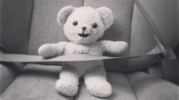 Teddy Bear Day means 24 hours to relive your childhood, bringing that bear everywhere.