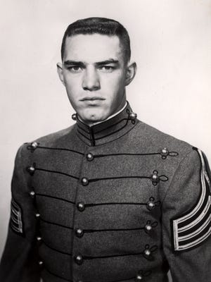 Major Don Holleder starred in football at Aquinas and West Point before he was killed in Vietnam on Oct. 17, 1967 while saving the lives of fellow soldiers.