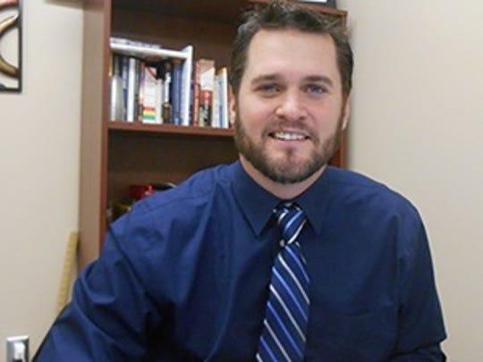 Assistant Principal Ryan Rollinger