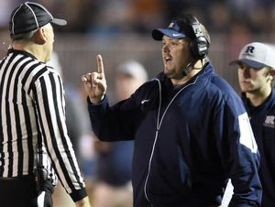 Reitz's Andy Hape named All-Metro Coach of the Year