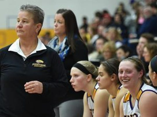 The UWSP women's basketball team will host 11 home