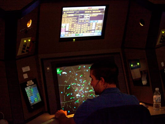 AP SPENDING CUTS AIR TRAFFIC A FILE USA GA